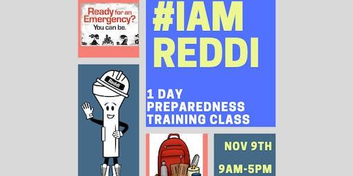 #IamReddi Preparedness Training