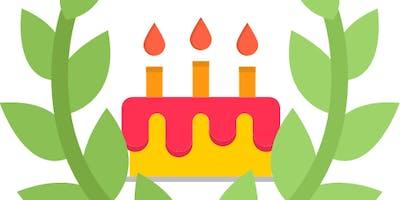 Laurea di 3, e compleanno di Cané