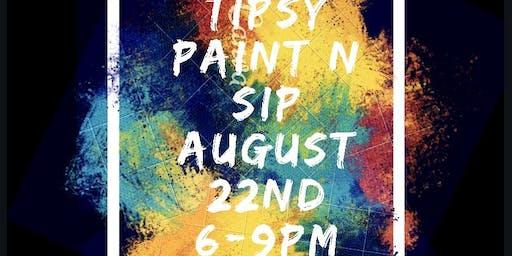 Tipsy Paint n Sip