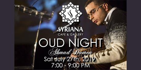 Oud Night- A Tour over Musical Forms from Greater Syria tickets