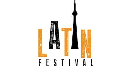 Latin Festival 2019 - Rafael Zaldivar tickets