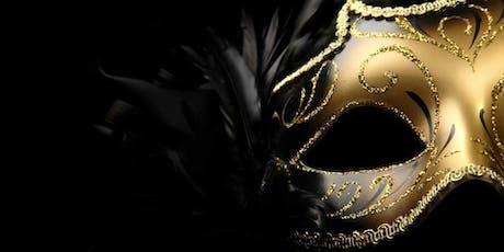 """""""Bal Masqué"""" (A Masquerade Ball) tickets"""