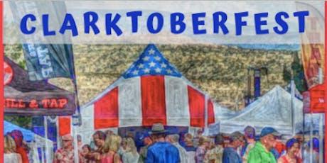 2019 Clarktoberfest tickets
