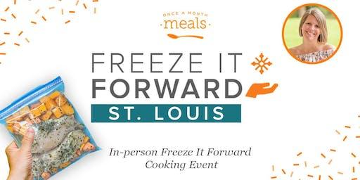 St. Louis - Freeze It Forward
