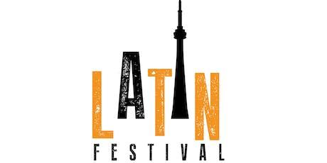 Latin Festival 2019 - Santerias tickets