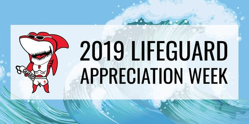 Lifeguard Appreciation Week Event! Dave & Buster's (West Nyack, NY)