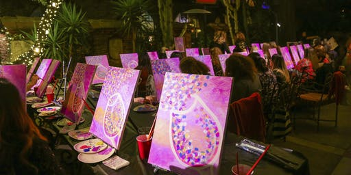 Paint and Sip at The Mission Inn