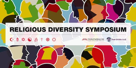 Ted Childs LLC and Tanenbaum's 2019 Religious Diversity Symposium tickets
