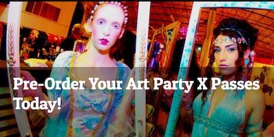 Art Party X 4AHERO