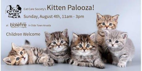 Kitten Palooza tickets