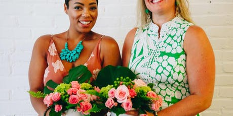 Petals in Paradise at The Palm Tree Boutique tickets