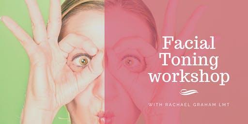 Facial Toning with Rachael Graham LMT