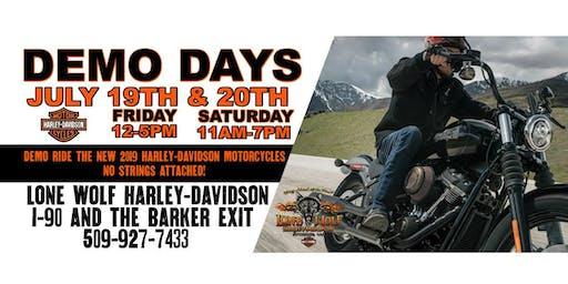 Harley-Davidson Demo Days