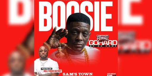 Southside Rydaz 16th Annual Anniversary Party with Lil Boosie and Bay Bay
