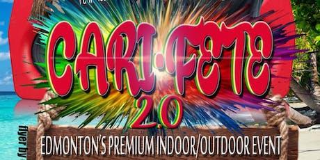 CARI-FETE 2.0 tickets