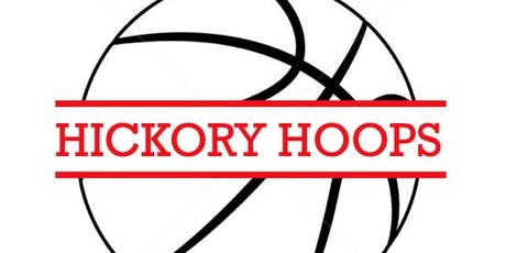 Hickory Hoops 3rd-10th grade evaluations tickets