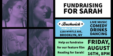 FUNdraising for Sarah tickets