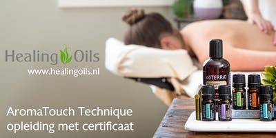 doTERRA Aromatouch Training