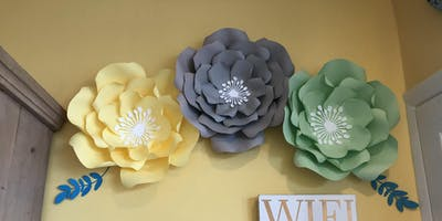 Beautiful Paper Flower event