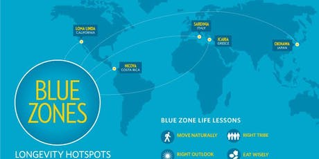 VIP Leadership Forum: Blue Zones with Tony Buettner and Ben Leedle, CEO tickets