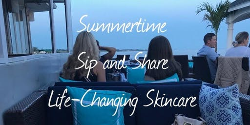 Summertime Sip and Share