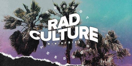 Rad Culture Concert