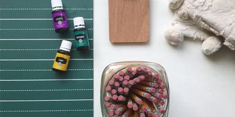 Back to School Survival with Essential Oils tickets