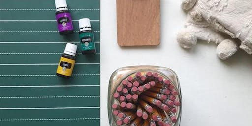 Back to School Survival with Essential Oils