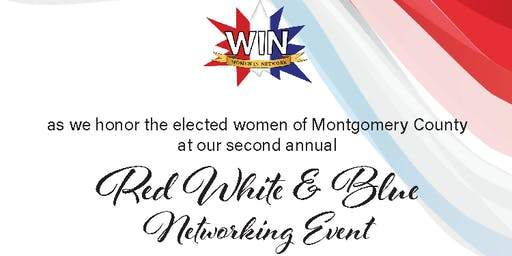 Second Annual Red, White & Blue Event