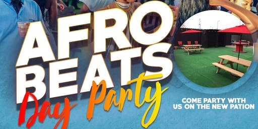 Afro-Beats Day Party