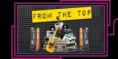 From the Top: Break-Up Jams tickets