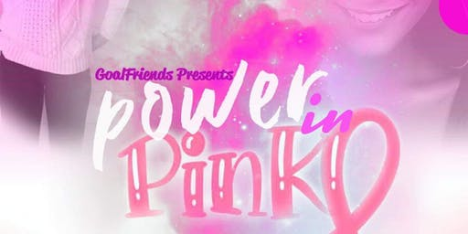 Power In Pink Event