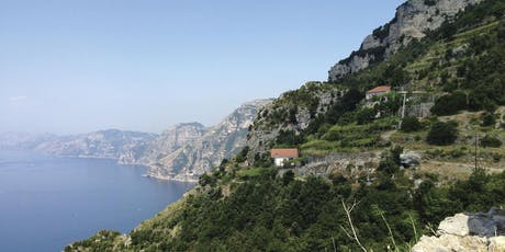 AMALFI COAST LOCAL LIVING TOUR INFO EVENING tickets