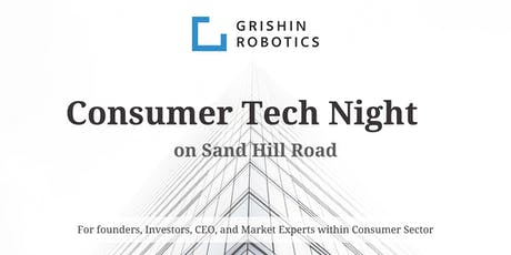 Consumer Tech Night on Sand Hill Road tickets