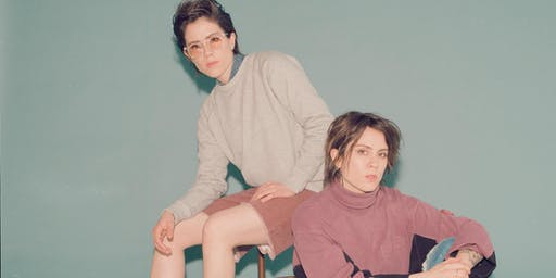 "Tegan and Sara: ""Hey, I'm Just Like You"" Tour"