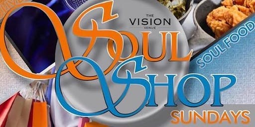 Soul and Shop Sunday @ The Pop Up Store