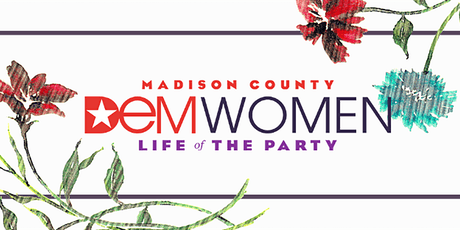 Madison County Democratic Women - August Thursday Luncheon tickets