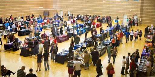 St. Charles 29th Annual Regional College Fair - Table Reservation for Admissions Representatives