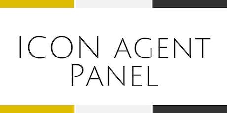 September ICON Agent Panel - Alexandria tickets