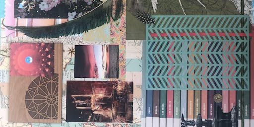 Creating A Personal Collage Art Work