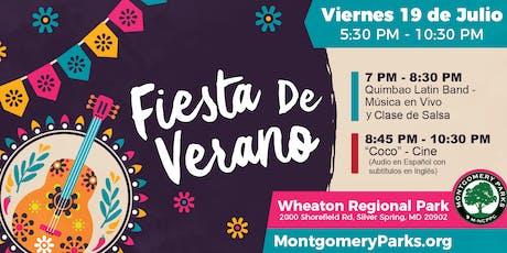 Fiesta de Verano | Summer Party  tickets