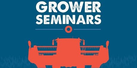 Exclusive Grower Lunch Seminar - Baxley GA tickets