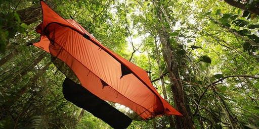 Hammock & Tent Camping with KKSE Club and Goombay