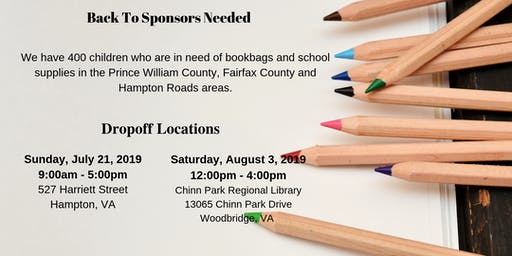 Unity Works LLC Back to School Sponsors