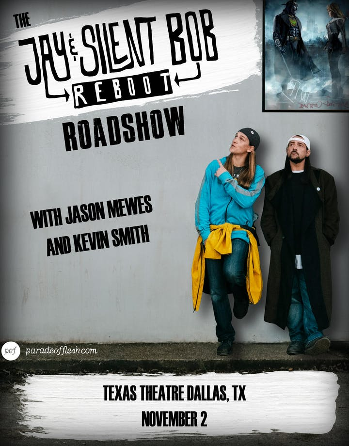 Jay and Silent Bob Reboot Roadshow with Jason Mewes and
