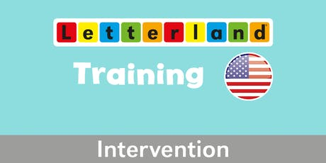 NEW Intervention Letterland Training- Avery County, NC  tickets