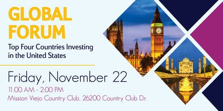 Global International Forum tickets