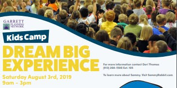 Dream Big Experience Kids Camp