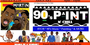 90s Paint n Chill HTX