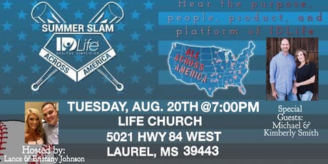 Laurel Summer Slam  tickets